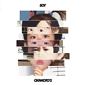 BOY(初回生産限定盤)(DVD付)(特典なし)