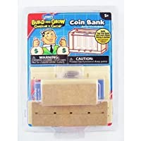 Build and Grow Kid's Coin Bank 10991402 by Build and Grow [並行輸入品]