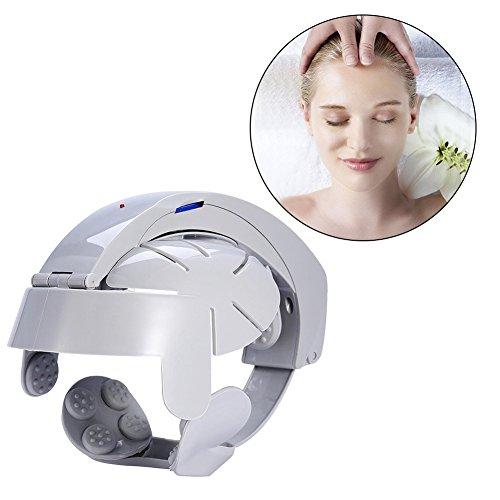 ヘッドマッサージャー 器頭マッサージャー 頭皮マッサージ 振動マッサージ器 ヘッドエステ 不眠症改善 多機能ヘッドマッサージ 電動ヘッドマッサージャー ストレスを軽減