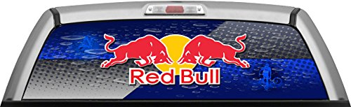 Red Bull–Cold Canウィンドウラップ:車ト...