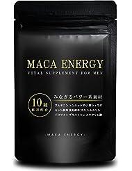 MACA ENERGY マカエナジー マカ アルギニン 亜鉛 全10種類 60粒30日分