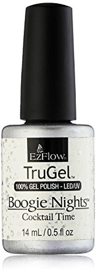 義務付けられたデコードする勉強するEzFlow TruGel Gel Polish - Cocktail Time - 0.5oz / 14ml