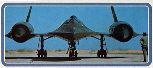 ハセガワ 1/72 アメリカ空軍 SR-71 ブラックバード プラモデル K16