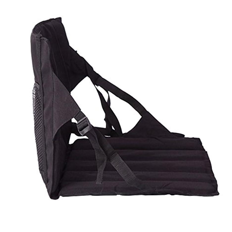 角度東ティモール崖simhoa 軽量ポータブルスタジアムシート 折りたたみ椅子 観覧席クッション スポーツボート用