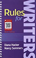 Rules for Writers 9th Ed. + A Student's Companion to Hacker Handbooks