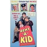 Rent a Kid [VHS] [Import]