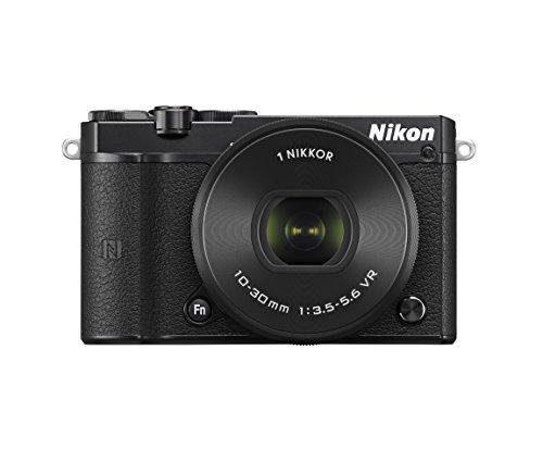 ニコン Nikon1 J5 標準パワーズームレンズキット ブラック