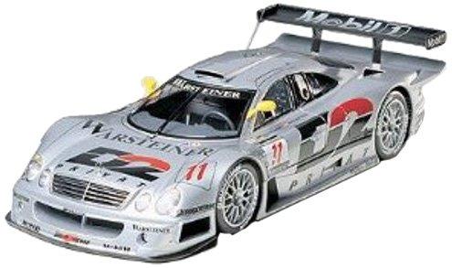 1/24 スポーツカー No.195 1/24 メルセデス CLK-GTR 24195
