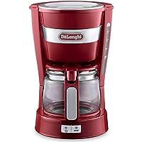 デロンギ コーヒーメーカー パッションレッドDeLonghi アクティブ シリーズ ICM14011J-R