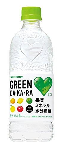 GREEN DA・KA・RA(グリーンダカラ) 540ml ×24本
