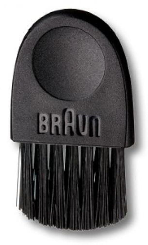 地区レーニン主義高潔なBRAUN ブラウン 67030939 メンズシェーバー用ユニバーサル清掃ブラシ
