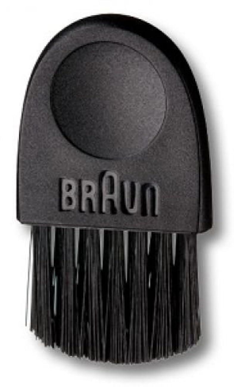 刻む戦闘狭いBRAUN ブラウン 67030939 メンズシェーバー用ユニバーサル清掃ブラシ