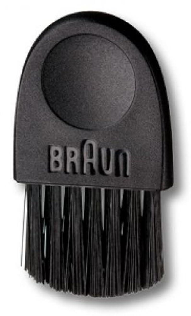 ぶどう十分です無力BRAUN ブラウン 67030939 メンズシェーバー用ユニバーサル清掃ブラシ
