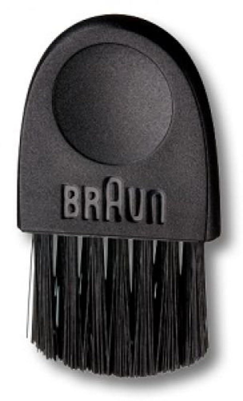 疎外気づく不透明なBRAUN ブラウン 67030939 メンズシェーバー用ユニバーサル清掃ブラシ