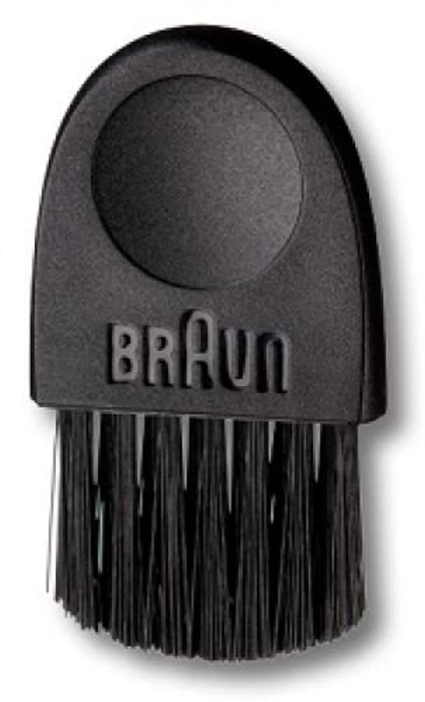 議題戦士ストレッチBRAUN ブラウン 67030939 メンズシェーバー用ユニバーサル清掃ブラシ