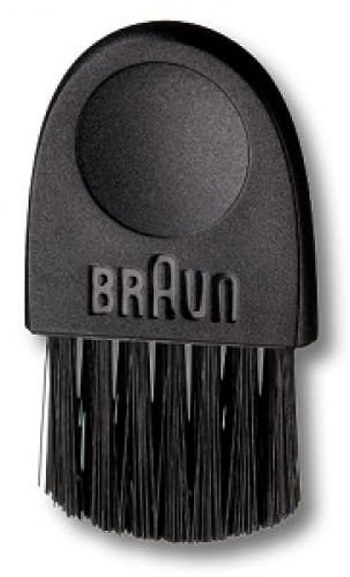 クラッチボウリングはさみBRAUN ブラウン 67030939 メンズシェーバー用ユニバーサル清掃ブラシ