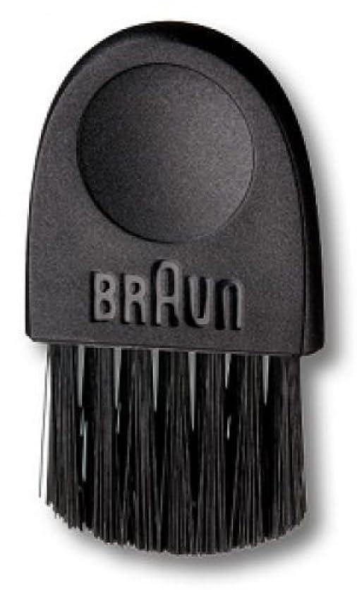 ゆり元に戻す入浴BRAUN ブラウン 67030939 メンズシェーバー用ユニバーサル清掃ブラシ