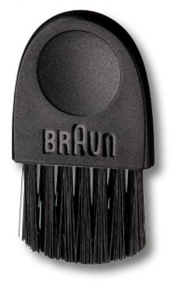 五月寄生虫遅滞BRAUN ブラウン 67030939 メンズシェーバー用ユニバーサル清掃ブラシ