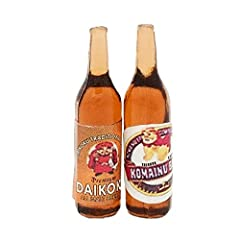 【Odoria ミニチュアのビール】1/12 2本セット 茶色ビールボトル お酒 ドリンク ドールハウス 雜貨