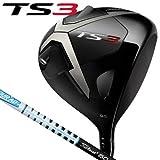TITLEIST(タイトリスト) TS3 ドライバー Titleist Tour AD 60 カーボンシャフト メンズゴルフクラブ 右利き用
