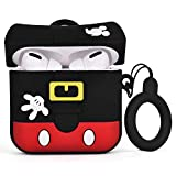 TOROTOP Airpods Pro Case 2019 Cover Cute Cartoon Silicone Airpod 3 Cases Protective Cover Case Compatible for Apple Airpods Pro Charging Case (Backpack)