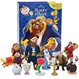 「Disney Beauty and the Beast My Busy Book(ディズニー 美女と野獣 マイ ビジー…