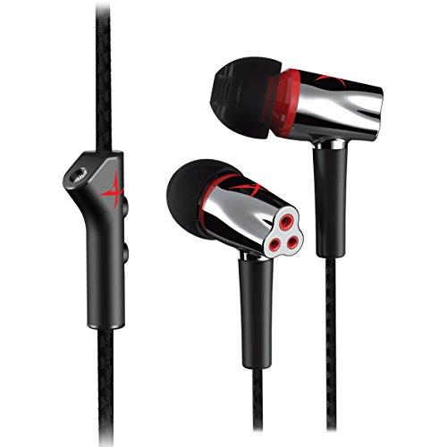 Creative Sound BlasterX P5 インナーイヤー イヤホン ゲーミング ヘッドセット SBX-P5