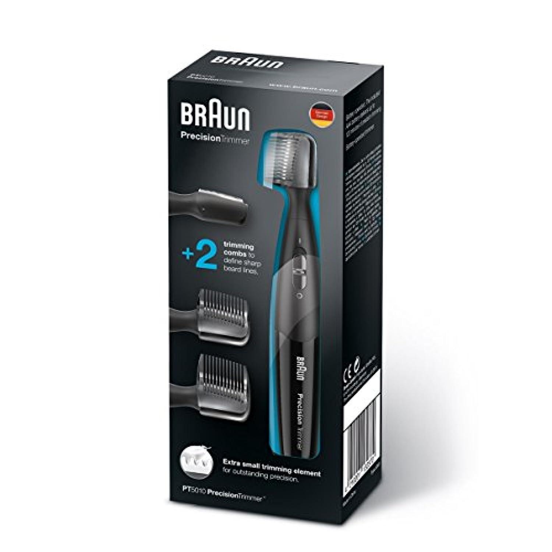 Braun PT5010 精密ビアードの耳と鼻のトリマー PT5010 [並行輸入品]