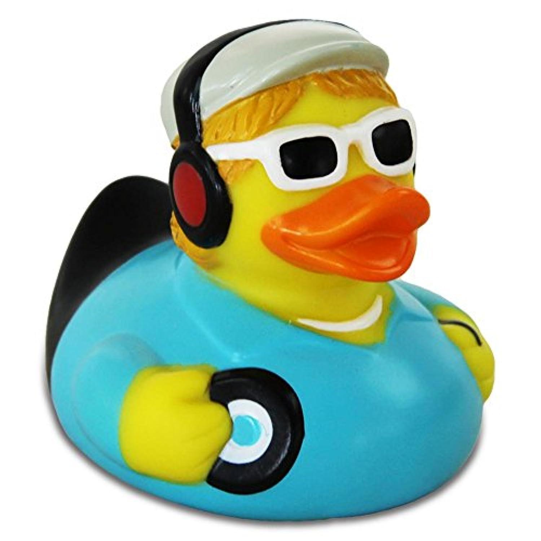 Rubber Duck DJ McCool Bath Duck ゴム製のアヒル