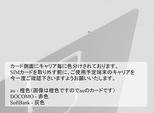 AF iPhone5/iPhone6用アクティベーションカード(docomo対応版) AF-ACi5d
