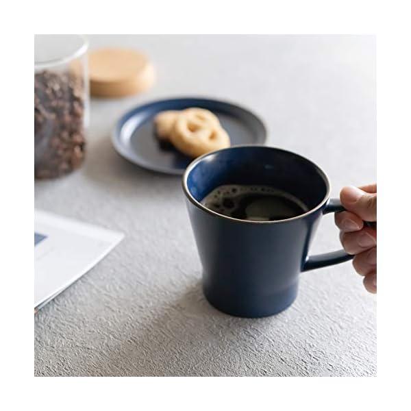 TAMAKI マグカップ エッジライン ブルー...の紹介画像5
