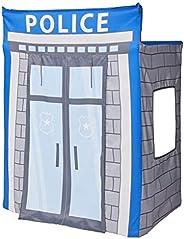 Antsy Pants Police Station Build & Play Set