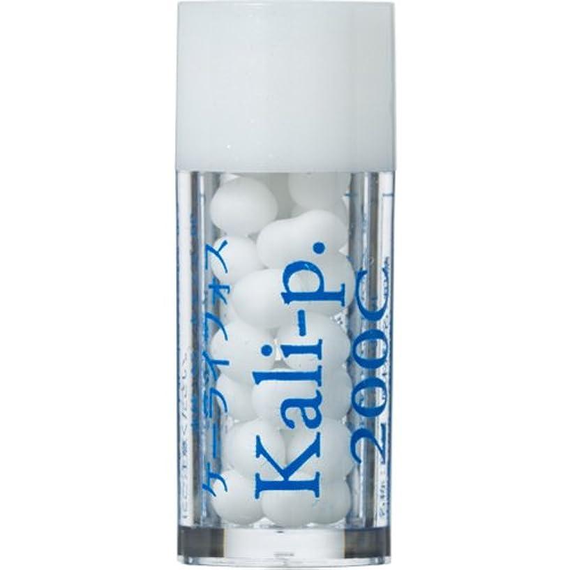 おそらく五十雪だるまホメオパシージャパンレメディー バース15 Kali-p. ケーライフォス 200C