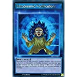 遊戯王 SBLS-ENS01 Ectoplasmic Fortification! (英語版 1st Edition スーパーレア) Speed Duel: Arena of Lost Souls