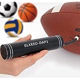 【業界初のボール専用!】ポータブル充電式電動エアポンプ (電動モバイルポンプ・スマートエアーポンプ)、快適なコードレス充電式電動空気入れ・ボールポンプ) ELXEED-DAP1(エルシードDAP1)