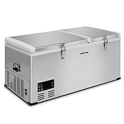 Glacio 85L Portable Fridge & Freezer