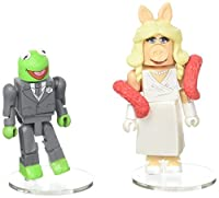 SDCC 2016 Exclusive Muppets Formal Kermit & Ms. Piggy Minimates 2 Pack