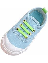 赤ちゃんファッションキャンディカラーキャンバススニーカーチャイルドカジュアルシューズ Regoss (レジス)ブーツ?ブーティ
