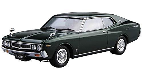 1/24 ザ・モデルカー No.14 ニッサン KHC130 ローレル HT 2000SGX '75