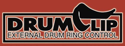 DrumClip ドラムミュート スネア・タム/フロアタム用 レギュラー DCRG