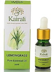 カイラリ エッセンシャルオイル レモングラス 10ml(天然100%精油)Kairali アロマオイル