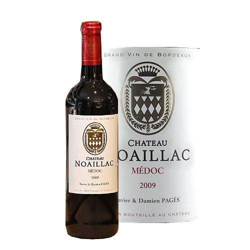 チョコレートとワインのセットフランスボルドーメドックのクリュ・ブルジョワ赤ワイン2009年375mlナポリタンチョコレートのセット個別包装、12個入り