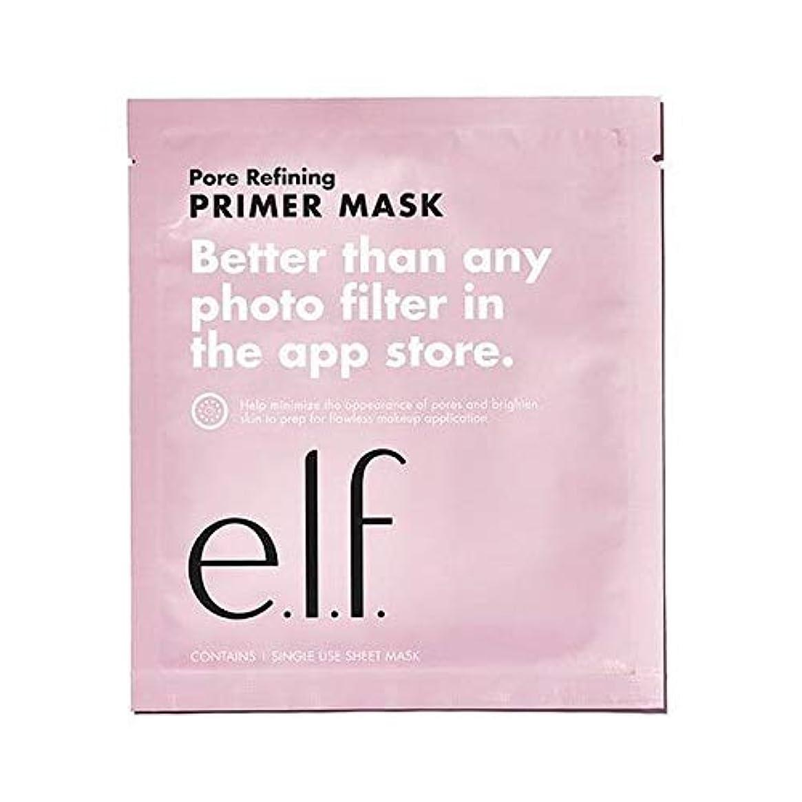 欠陥徒歩でメアリアンジョーンズ[Elf] エルフ。プライマーシートマスク - e.l.f. Primer Sheet Mask [並行輸入品]