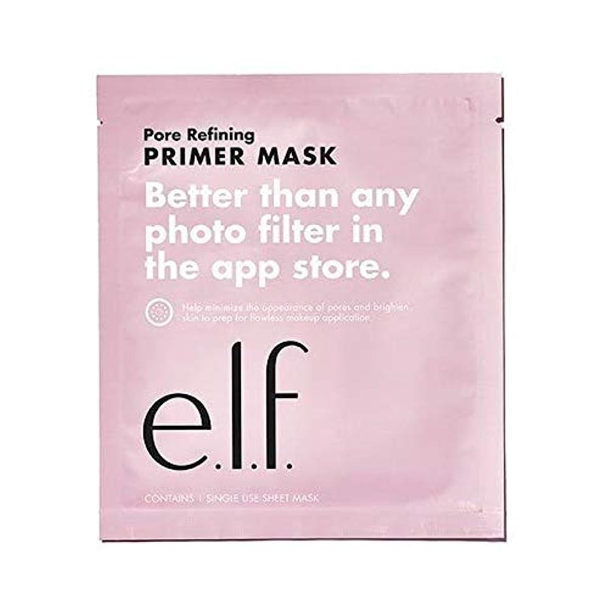 遺棄された設計怪物[Elf] エルフ。プライマーシートマスク - e.l.f. Primer Sheet Mask [並行輸入品]