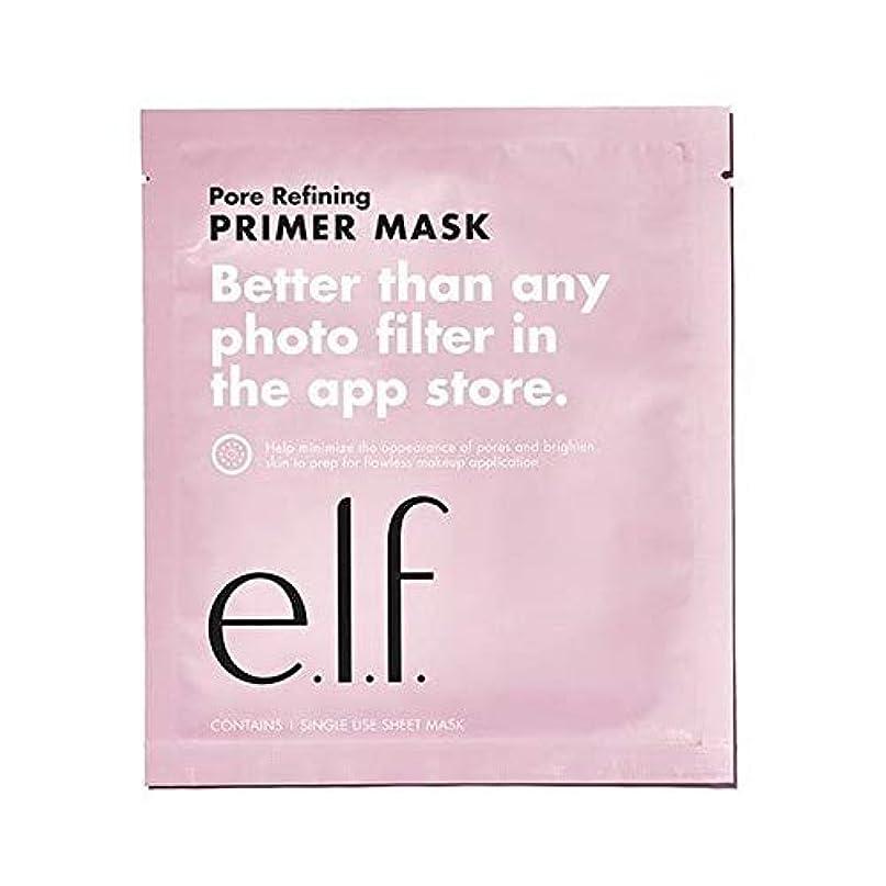 ほかにワゴン回転する[Elf] エルフ。プライマーシートマスク - e.l.f. Primer Sheet Mask [並行輸入品]