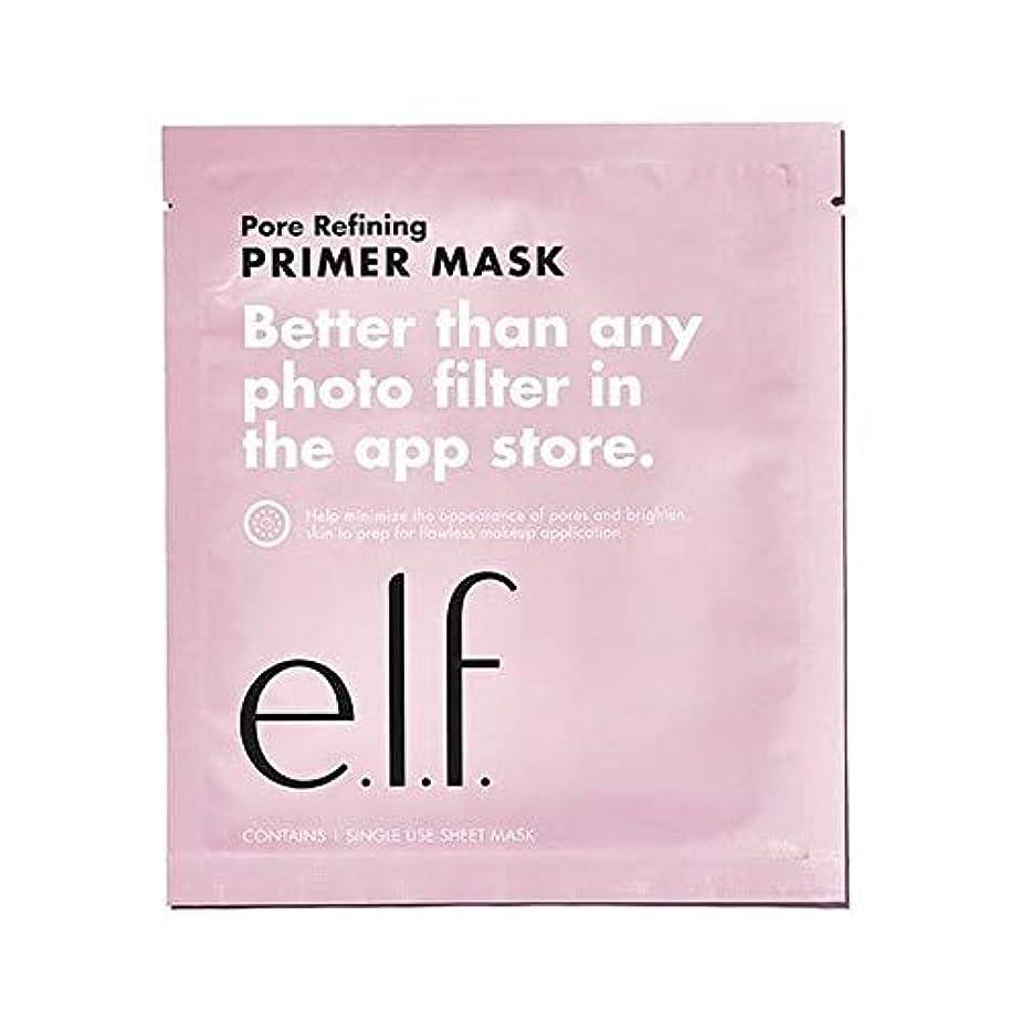 否定するきらめきメンター[Elf] エルフ。プライマーシートマスク - e.l.f. Primer Sheet Mask [並行輸入品]