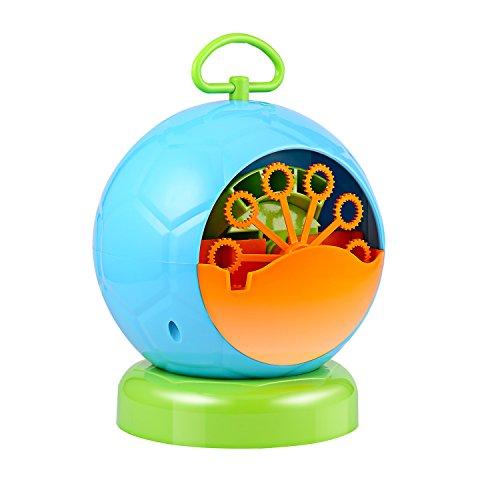 シャボン玉 製造機 バブルマシーン 電動式シャボン パーティー シャボンダマシーン 外遊び プール アウトドア スポーツトイ 子供たち おもちゃ
