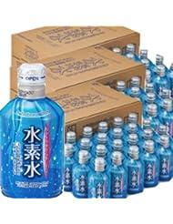 【24本x3ケース】 カラダの中からキレイに水素水 300mlx72本 4514544010518