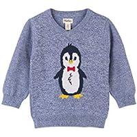 Hatley Baby Boys V-Neck Sweaters