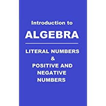 INTRODUCTION TO ALGEBRA: COMFORT IN NUMBERS